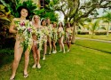 Hedonism Nude Wedding - Girls Only
