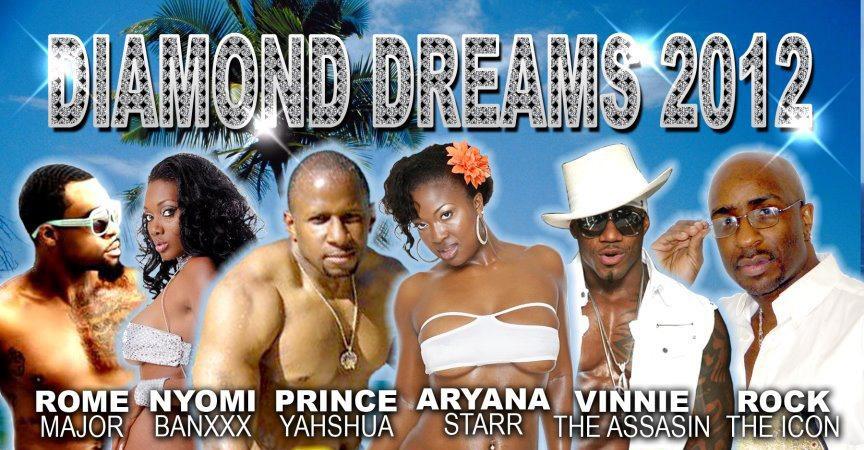 With International adult starz Nyomi Banxxx, Prince Yahshua, Aryana Starr, ...