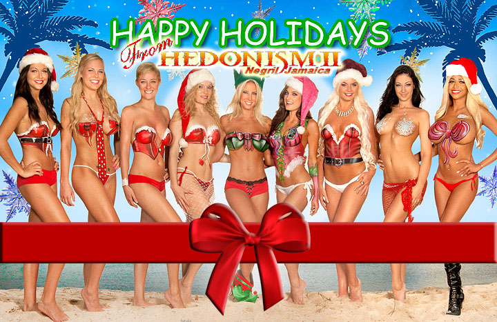 Bisexual women tours to hedonism resort