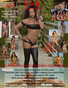 bikini contest at hedonism