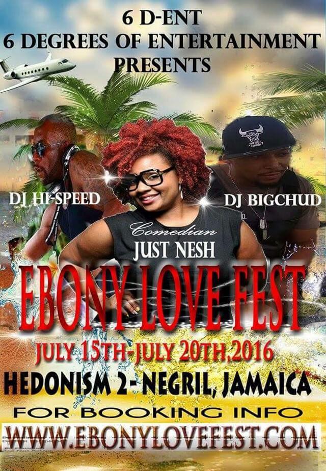 Ebony Love Fest Hedonism