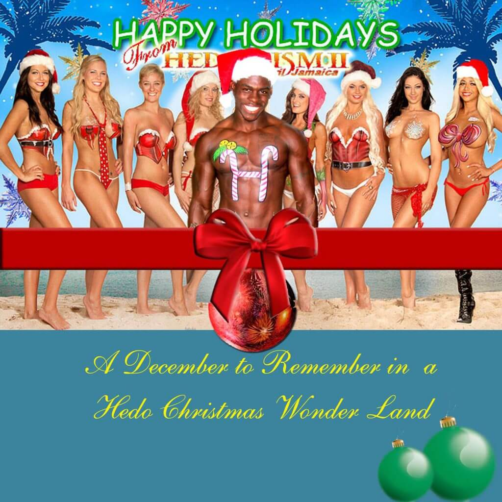 christmas adult vacations
