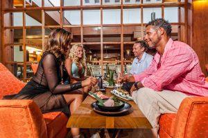 food at hedonism resort