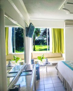 Garden View Classic rooms