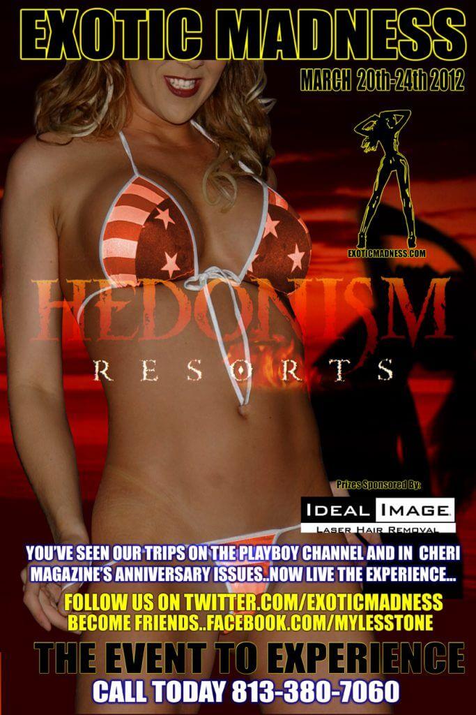 exotic resorts Hedonism