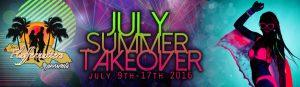 Fluffernutters Summer Takeover