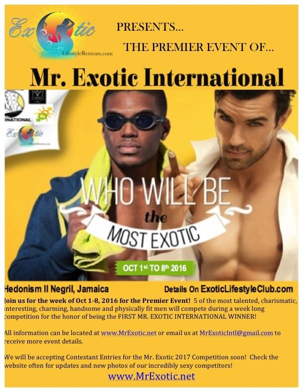 Mr. Exotic International