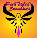 Pink Tailed Snowbirds