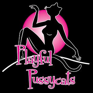 PlayfulPussycat logos