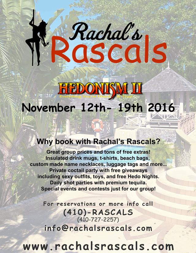 Rachel's Rascals Hedonism