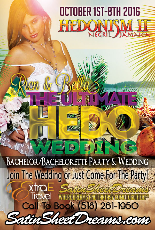Ultimate Hedo Wedding