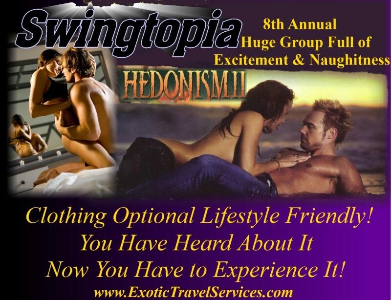 Swingtopia Hedonism