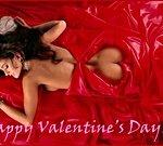 Valentines day Hedonism
