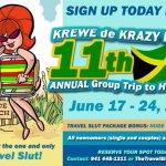 Krewe De Krazy Group 2017.