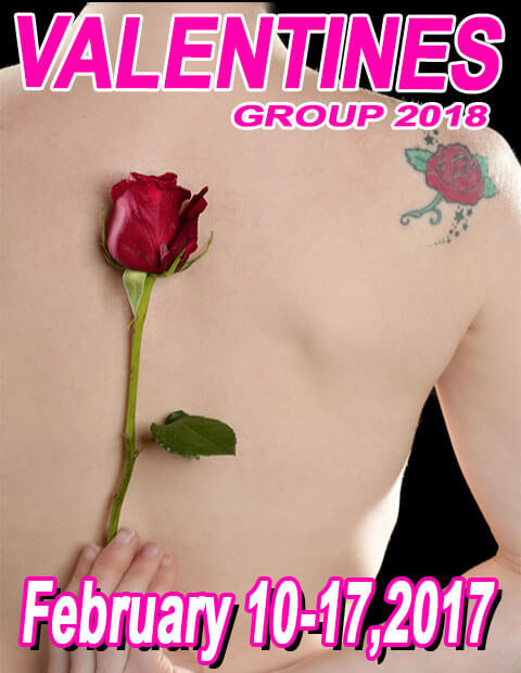 Sexy Valentines Day Group Hedonism Ii