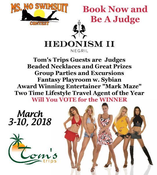 06 hedonism iii march our trip