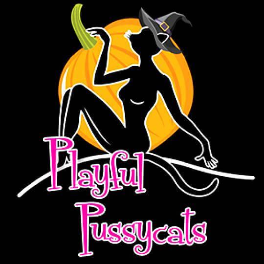 PlayfulPussycatsFallLogo