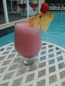 strawberry daiquiri hedo