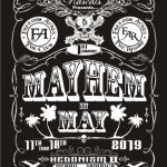 Mayhem in May 2a