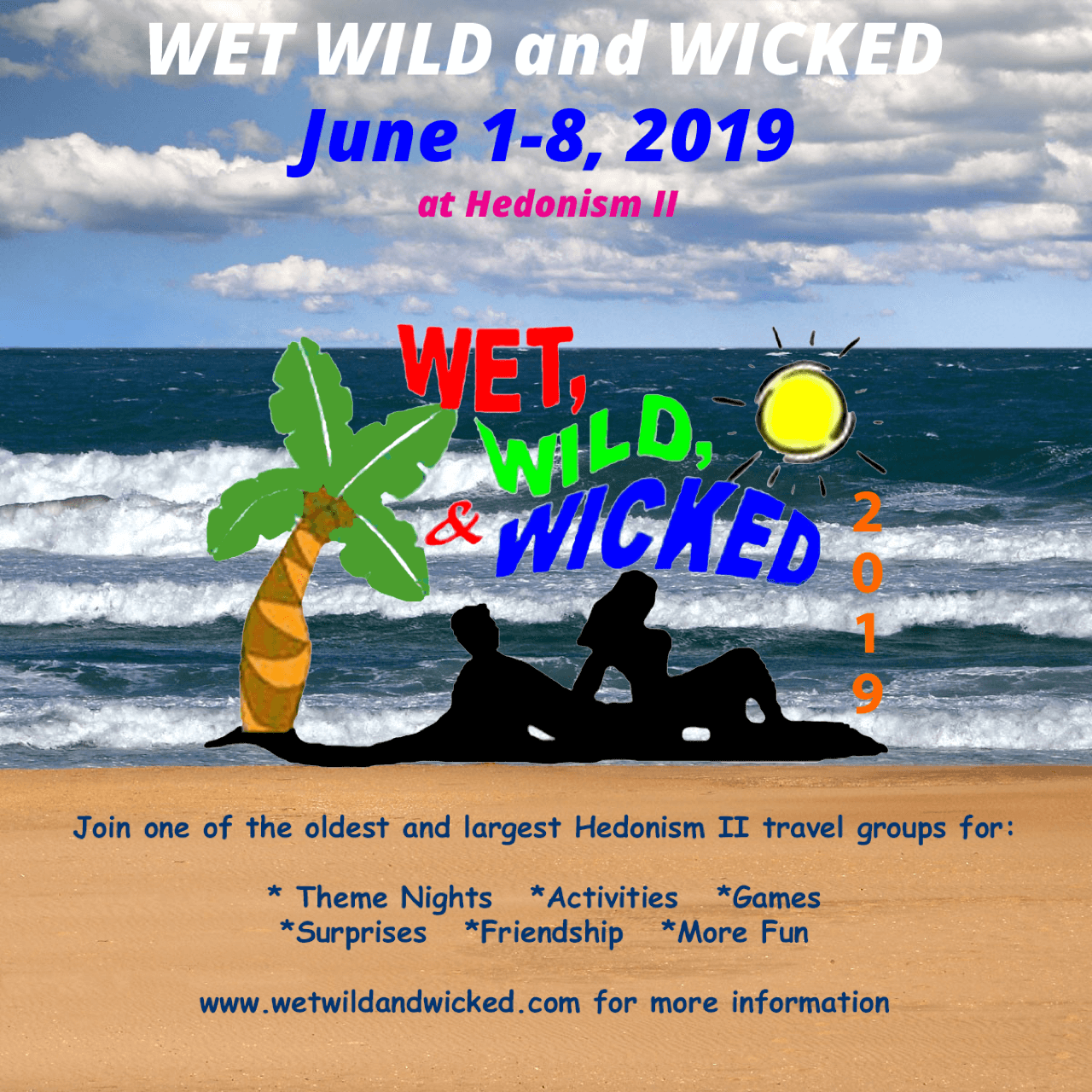 Wet Wild And Wicked Hedonism Ii