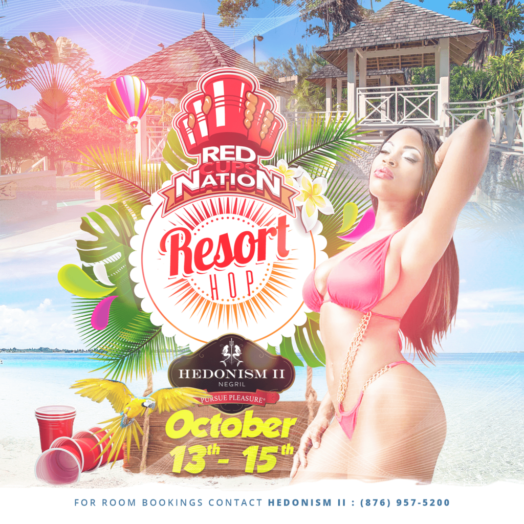 Red Cup Nation Flyer